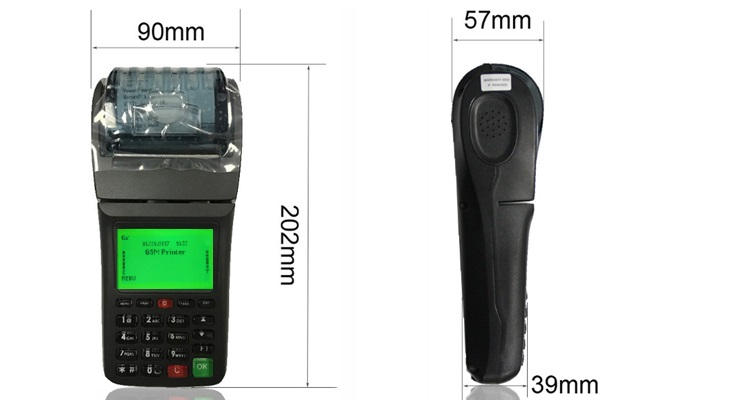 POS Terminal with 3G